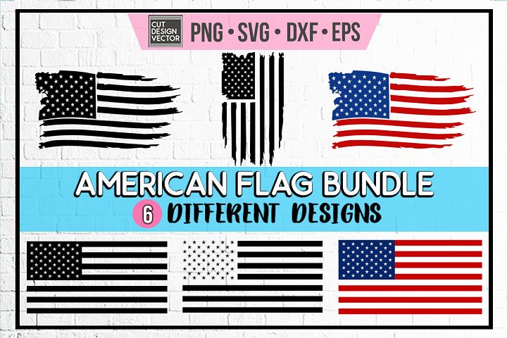 American Flag Bundle