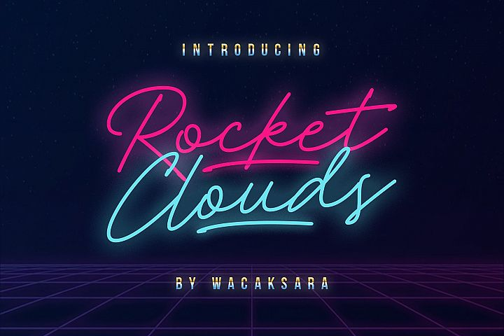 Rocket Clouds