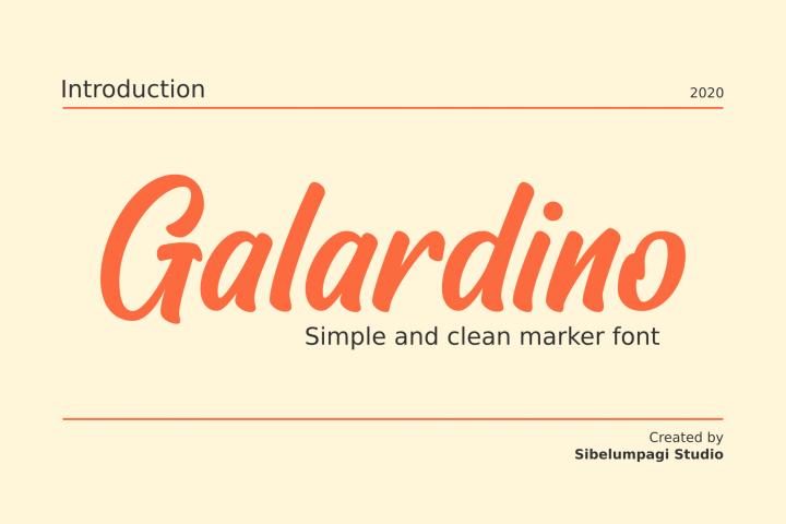 Galardino