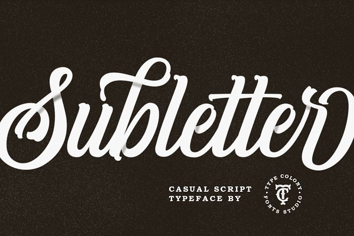 Subletter Script