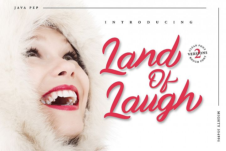 Land Of Laugh -Clean & Rough