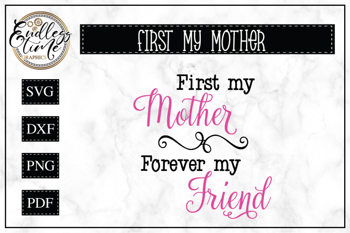 Mothers Day Quote Svg Cutting File
