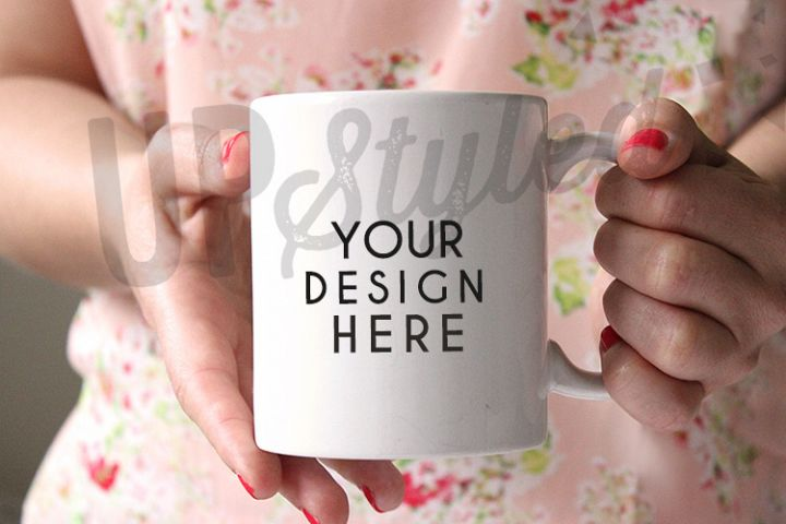 Coffee Mug Stock Photo F120