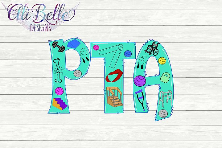 Sublimation  PTA Physical Therapy Assistant  Abbreviation