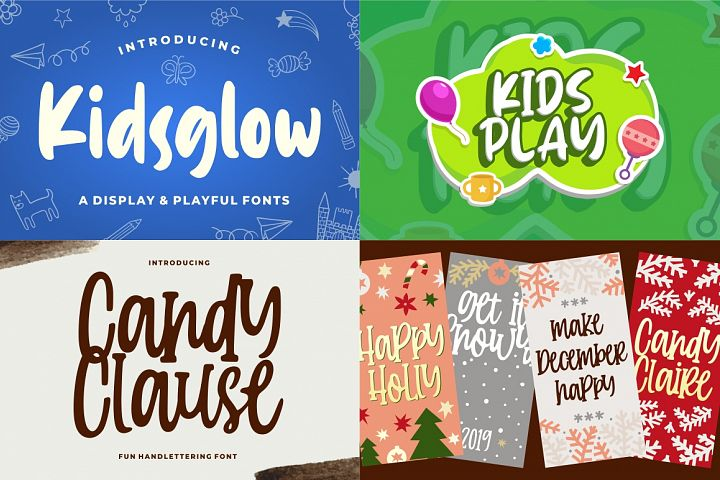 The Mega Valentine's Font Collections example image 13