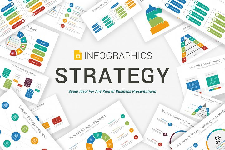 Strategy Google Slides Infographics