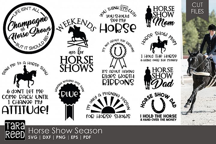 Horse Show Season Bundle