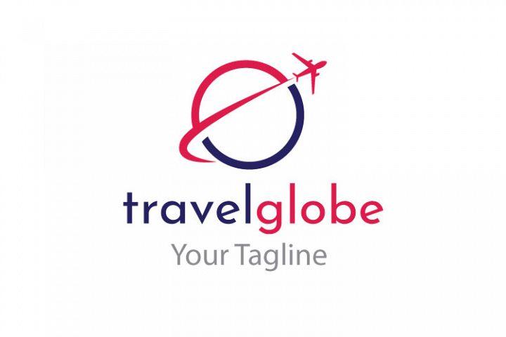 Travel Globe Logo