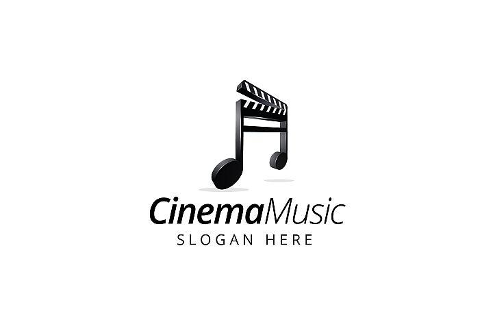 Cinema Music - Logo Templates