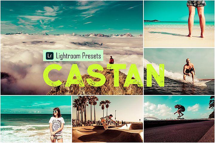 Castan Presets For Lightroom Mobile, Desktop and ACR