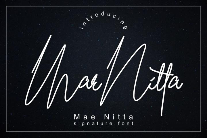Mae Nitta