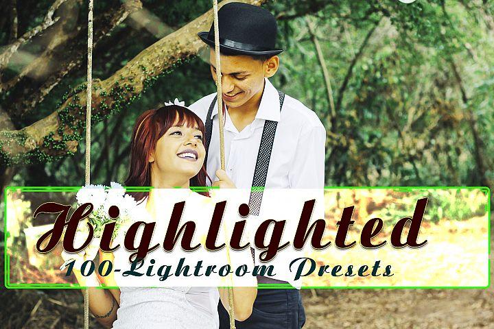 Highlighted Lightroom Presets