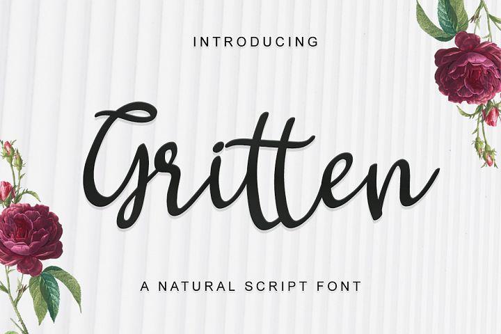 Gritten - Script