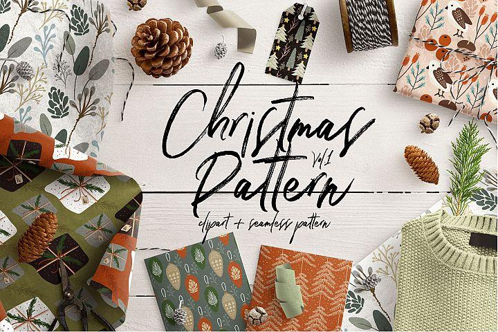 Christmas Pattern Vol.1