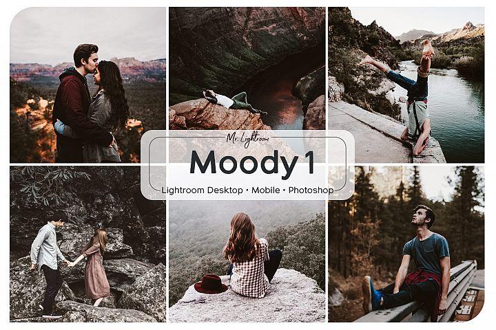 Moody Lightroom Mobile and Desktop Presets
