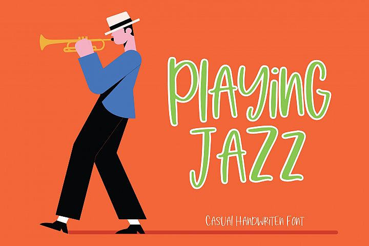Playing jazz
