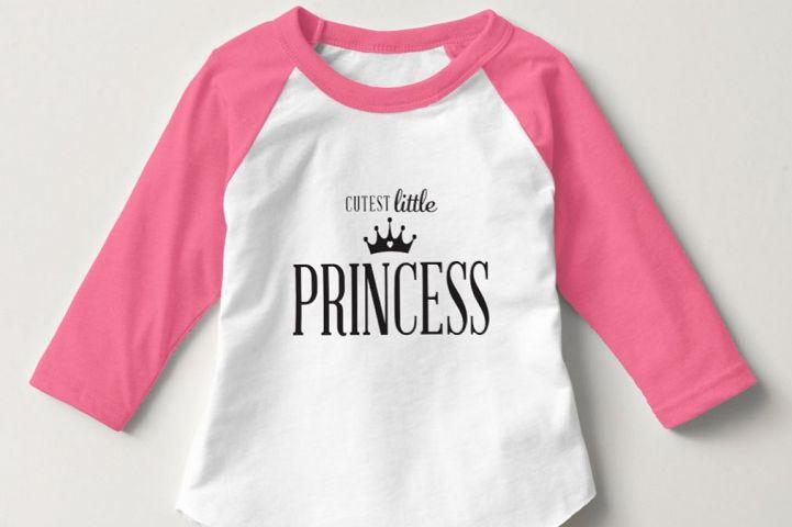 Cutest LIttle Princess