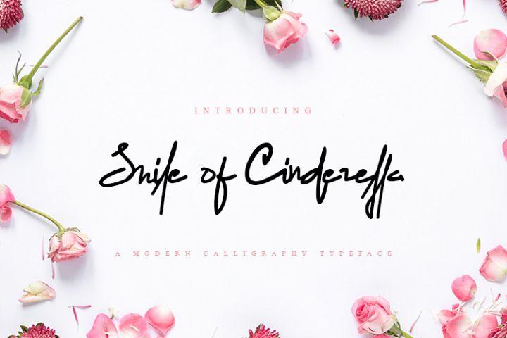 Smile of Cinderella