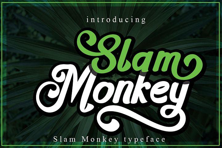 Slam Monkey
