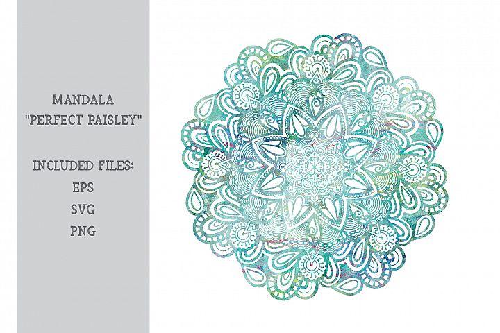 Mandala - Paisley