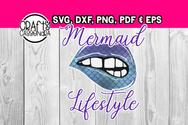 Mermaid lips - Mermaid lifestyle