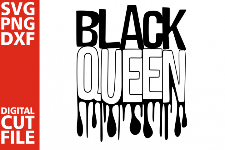 Black Queen svg,Afro woman svg, Dripping words, Africa svg