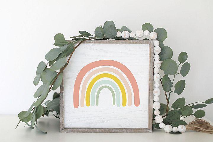 Sketchy Rainbow SVG