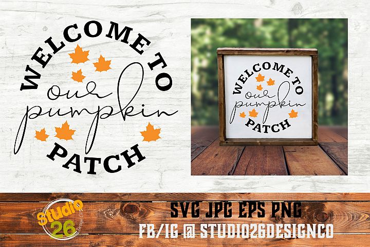 Welcome to our Pumpkin Patch example