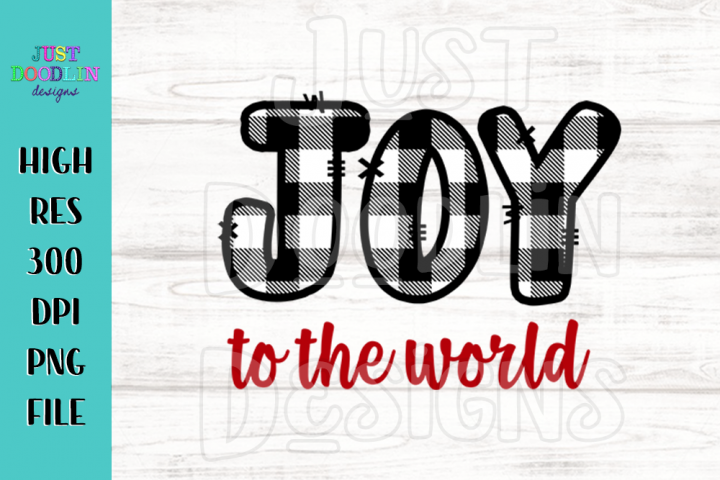 Joy To The World PNG file