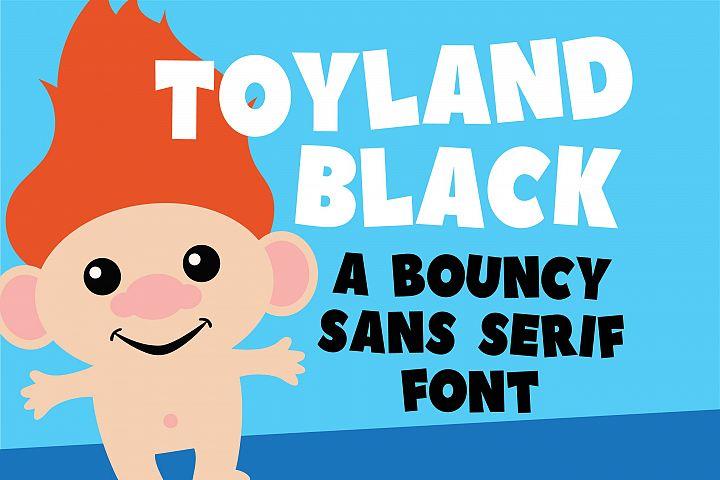 ZP Toyland Black