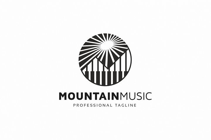 Mountain Music Logo