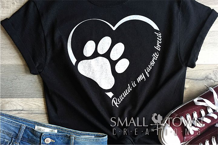 Rescued Cat, Adopted Cat, Cat breed, PRINT, CUT & DESIGN
