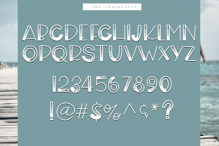 Boardwalk - A Fun Handwritten Font - Free Font of The Week Design0