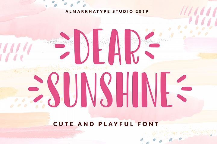 Dear Sunshine