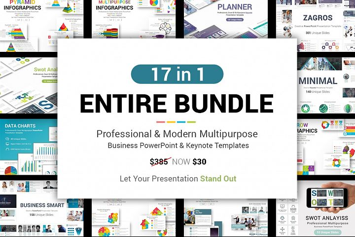 Entire Bundle - Monthly Update