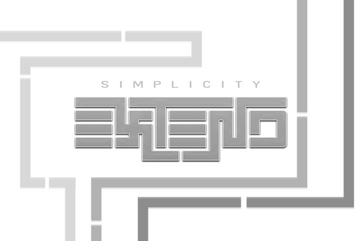 Simplicity Extend