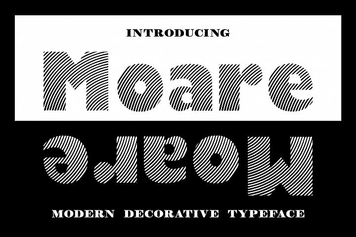 Moare example image 3