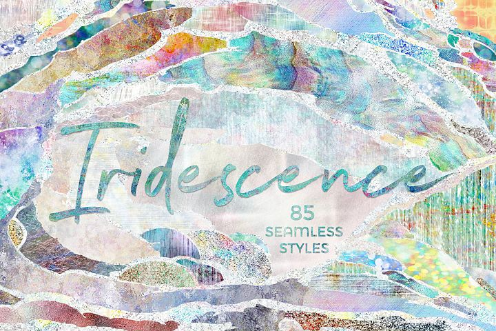 Iridescence Layer Styles
