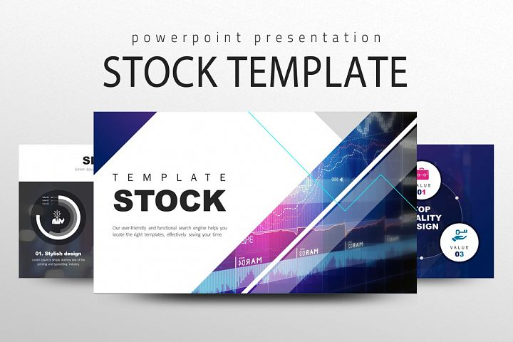 Stock PPT Template