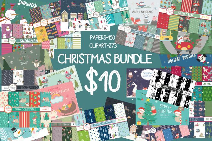 BLACK FRIDAY SALE -NOW HALF PRICE-Christmas Bundle