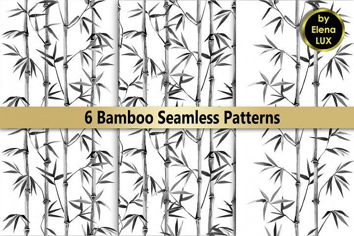 Bamboo Seamless Set