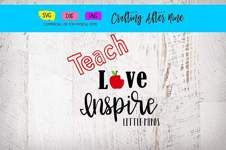 Teacher Life Svg, Apple Svg, Teacher Svg, Back to School Svg