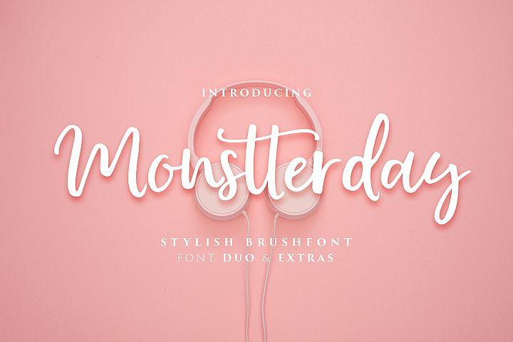 Monstterday