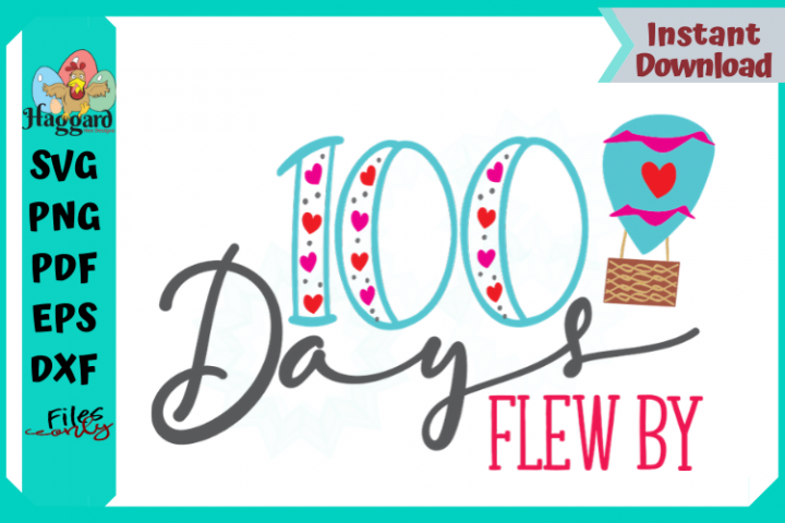 100 days Flew By