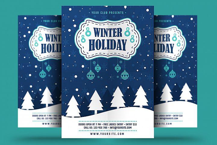 Winter Holiday Fyer