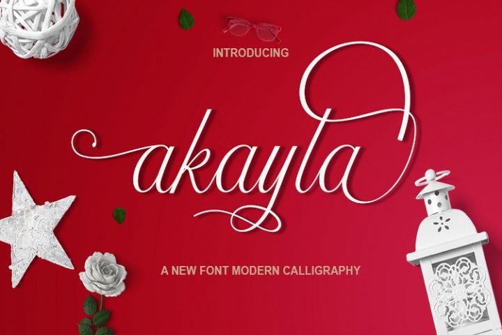 akayla script Al Language