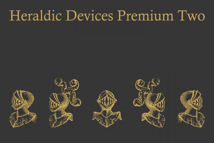 Heraldic Devices Premium (pack)  example image 4