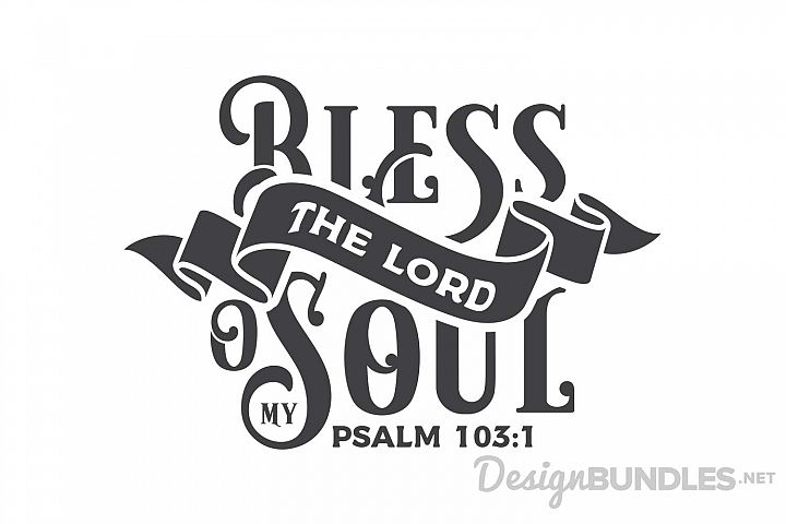 Psalm 103:1  example 1