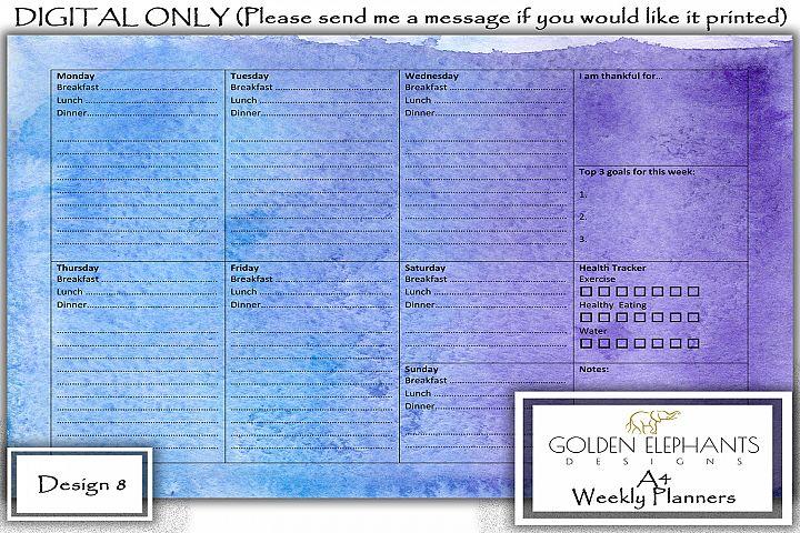 Blank Calendar - Calendar Printable | JPEG