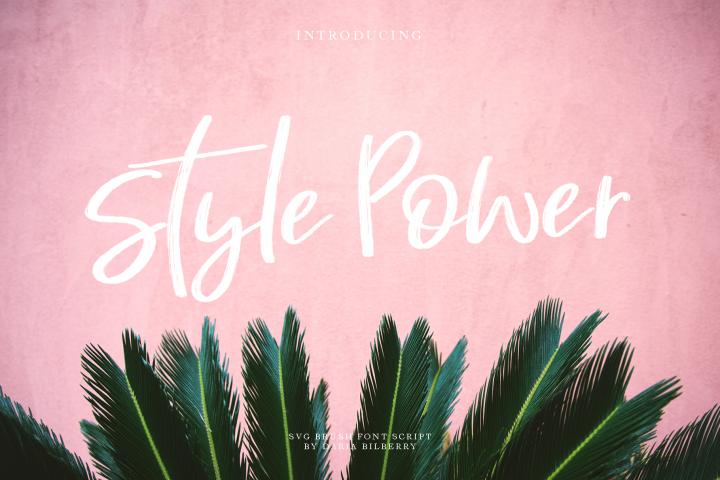Style Power